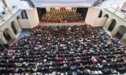 Koncert České filharmonie s dirigentem Semjonem Byčkovem zahájil 16. června 59. ročník operního festivalu Smetanova Litomyšl.