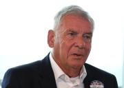 Bývalý šéf automobilky Škoda Auto Vratislav Kulhánek, prezidentský kandidát ODA.