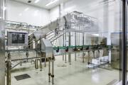Pivovar Svijany dokončuje v těchto dnech instalaci nové linky na stáčení plechovek o obsahu 0,33 a 0,5 litru. V další fázi bude následovat zkušební provoz. Investice za více než sto milionů korun je největší v historii firmy. Snímek je z 2. října.