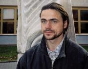 Akademický sochař Emil Adamec (na archivním snímku), kandidát na prezidenta České republiky.