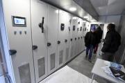 Společnost Solar Global otevřela 30. listopadu v Prakšicích na Uherskohradišťsku velkokapacitní bateriové úložiště energie.
