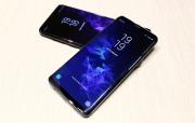 Nové mobilní telefony Samsung Galaxy S9 a S9+.
