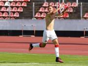 Fotbalová Slavia na CEE Cupu porazila Everton 3:1. Sešívaní tak v úterý úspěšně vstoupili do pražského turnaje hráčů do devatenácti let.