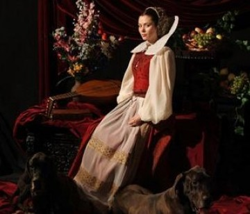 Čachtickou paní ve filmu Love Story Bathory hrje Anna Frielová.
