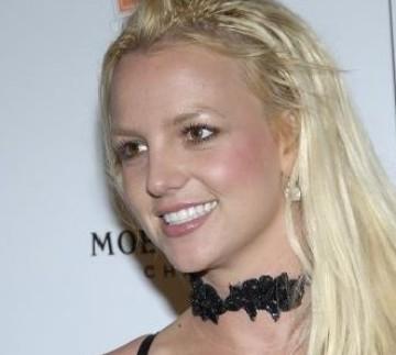 Americká zpěvačka Britney Spearsová.