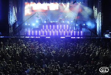 Taneční festival Mácháč 2008 se konal v noci z 22. na 23. srpna u Máchova jezera v Doksech na Českolipsku.