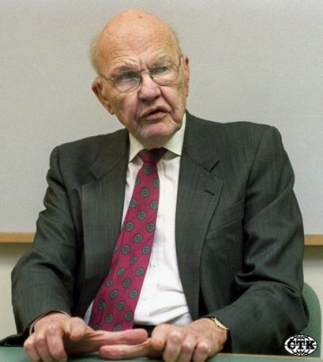 Jack Kilby, nositel Nobelovy ceny za fyziku (2000)