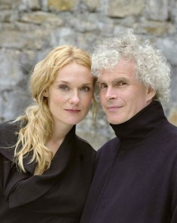 Magdalna Koen &amp; Simon Rattle