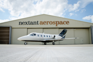 Nextant 400XT Business Jet