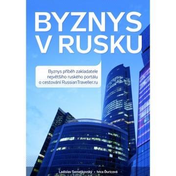 Nová @kniha Byznys v Rusku
