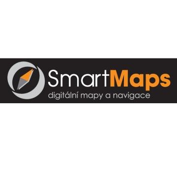 Nejpodrobnější turistická mapa a navigace do telefonu/tabletu