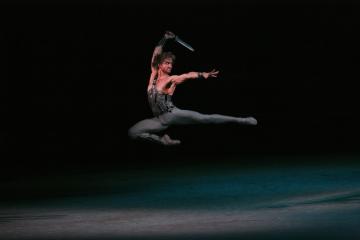 Spartakus – mužný balet v přímém přenosu