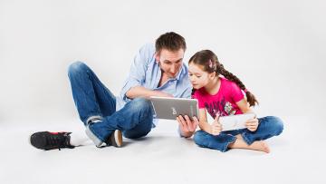 Vhodné využití tabletů děti motivuje a pomáhá nenásilnému učení