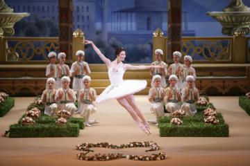 Korzár – dobrodružný balet s vůní exotiky
