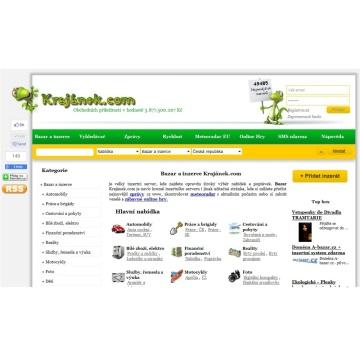 Krajánek.com – více než jen inzertní server