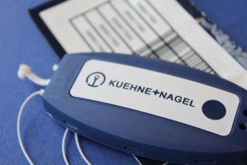 KN Pharma Chain, teplotní čidlo Kühne+Nagel