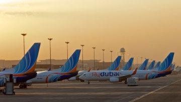 flydubai: nárůst v počtu cestujících