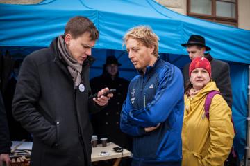 Češi hledají nového prezidenta