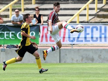 Praha bude hostit fotbalové talenty