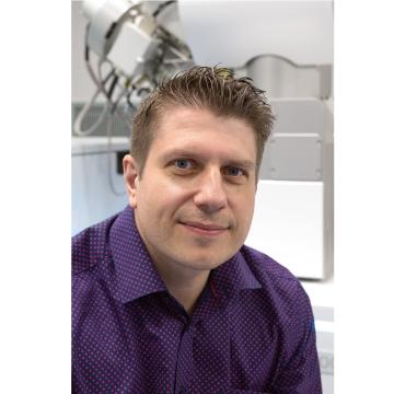 Vratislav Košťál, Ph.D. ředitel vývoje společnosti TESCAN