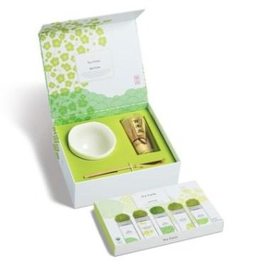 Introducing Tea Forté\\'s Matcha Collection - Savor The Experience Of A Delicious Ritual (PRNewsfoto/Tea Forte)