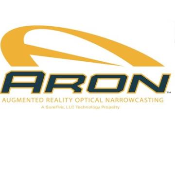 ARON Logo (PRNewsfoto/SureFire)
