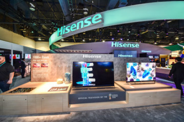Hisense U9 TV (PRNewsfoto/Hisense)