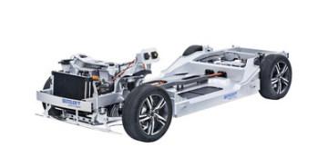 Systém BENTELER Electric Drive System (BEDS) je modulární platformové řešení pro elektromobily (Copyright: BENTELER)
