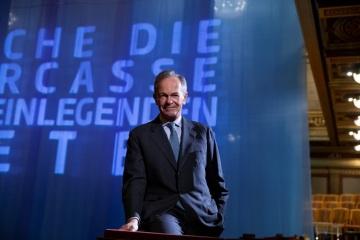 Andreas Treichl, předseda představenstva skupiny Erste