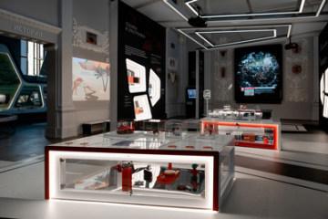 LED displeje společnosti Absen jsou součástí expozice ruského ropného průmyslu (PRNewsfoto/Absen)