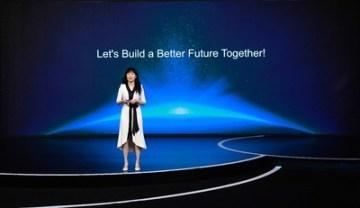 Catherine Chen přednášela na summitu Better World Summit 2020.