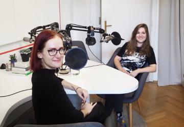 Pirátská europoslankyně Markéta Gregorová zkompletovala třídílnou podcastovou sérii v rámci kampaně Politika je pro všechny