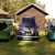 Sraz majitelů a příznivců vozů Trabant ve Vrbnu na strakonicku v roce 2006.