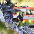 Ilustrační foto - Nehoda kamionu - ilustrační foto.