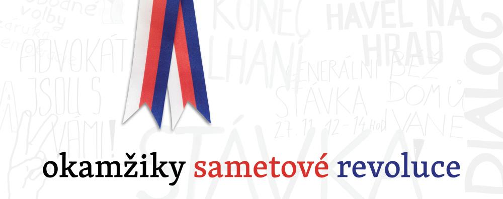 Okamžiky sametové revoluce - výstava