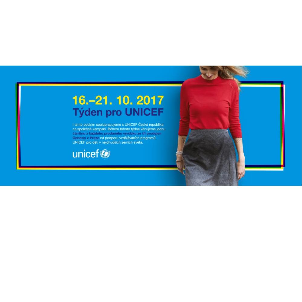1f0e504238 TextilEco a.s. již potřetí pořádá Týden pro UNICEF