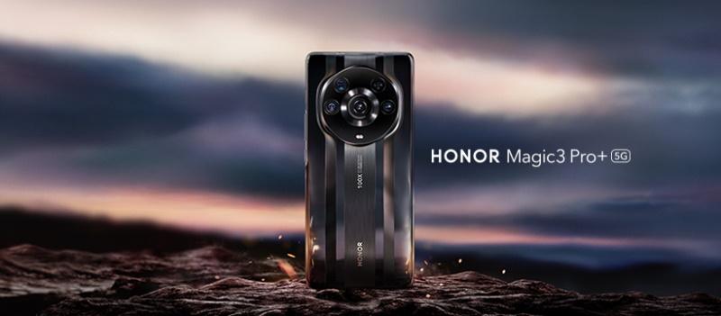 Poslední série HONOR Magic poháněná nejnovějším super výkonným čipem Qualcomm Snapdragon 888+ 5G je znovu napřed s výbavou inovativních technologií.