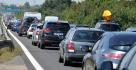 Ilustrační foto - Kolona na dálnici  - ilustrační foto.