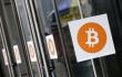 Znak kryptoměny bitcoin.