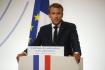 Macron pohrozil odpůrcům Frontexu odchodem ze schengenu
