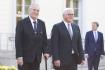 Steinmeier: Česko a Německo nesou společně zodpovědnost za Evropu
