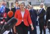 Britský tisk: Mayová se v Salcburku dočkala ponížení