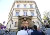 U příležitosti 100. výročí založení Československa si při dni otevřených dveří 28. září 2018 mohli lidé prohlédnout Lichtenštejnský palác na pražské Kampě.