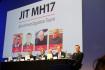Vyšetřovatelé útoku na malajsijský Boeing 777 na lince MH17 představili v  nizozemském Nieuwegeinu jména údajných pachatelů.