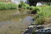Ilustrační foto - Sucho - nízký stav vody - ilustrační foto.