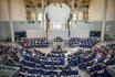 Ilustrační foto - Německý parlament v Berlíně.