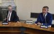 Ilustrační foto - Zleva prezident Miloš Zeman a premiér Andrej Babiš (ANO) na jednání vlády.
