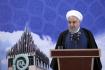 Ilustrační foto - Íránský prezident Hasan Rúhání