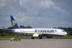 Ilustrační foto - Letadlo společnosti Ryanair. Ilustrační foto.