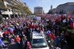Ilustrační foto - Týden poté, co přední americká média prohlásila demokrata Joea Bidena vítězem amerických prezidentských voleb, se v centru Washingtonu shromáždily stovky skalních přívrženců prezidenta Donalda Trumpa, aby protestovaly proti výsledkům hlasování.